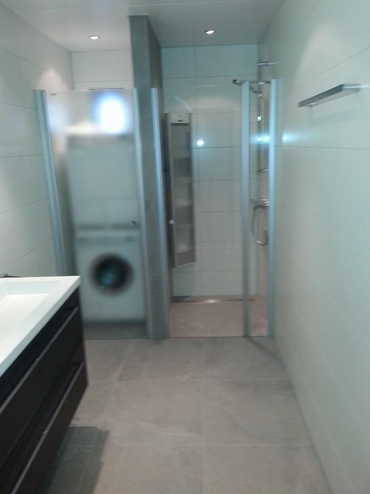 Badkamer | Dodewaard | Verbouw | Aannemersbedrijf | FtBbouw