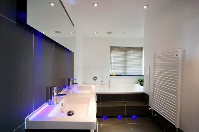 Badkamer | Hightech | Verbouw | Aannemersbedrijf | FtBbouw | Utrecht